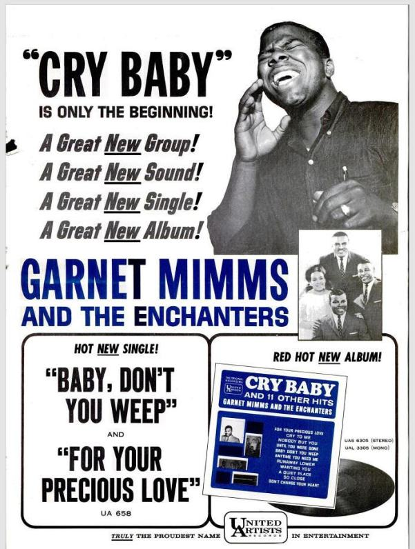 Mimms, Garnett & Enchanters - 11-63 - Cry Baby