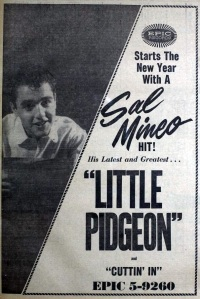 Mineo, Sal - 01-58 - Little Pigeon