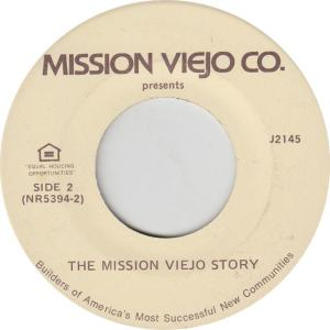 MISSION VIEJO SINGERS - STORY