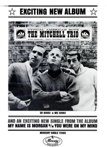 Mitchell Trio, Chad - 02-65 - My Name is Morgan