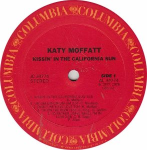 MOFFAT KATY - COL 34744 A