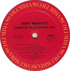MOFFAT KATY - COL 34744 B