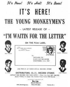 Monkeymen - 66 - Waitin for Letter
