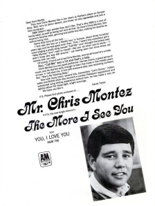 Montez, Chris - 04-66 - The More I See You