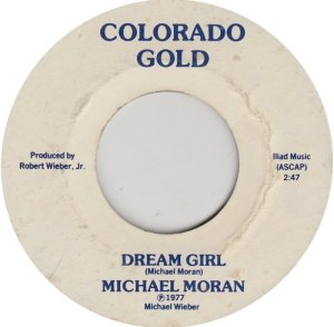 MORAN MICHAEL - COLORADO GOLD