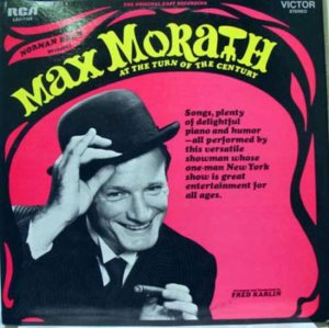 MORATH MAX CELEBRATED
