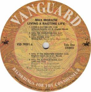MORATH MAX - VANGUARD 79391 - A