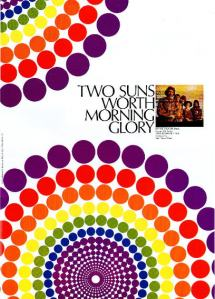 Morning Glory - 1967 BB - Two Suns Worth