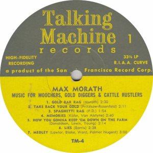 MORTATH MAX - TALING MACHINE
