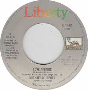 MURPHEY MICHAEL - 50540 - NEW 3-83 #11