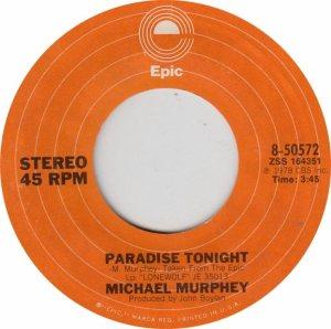 MURPHEY MICHAEL - 50572 A