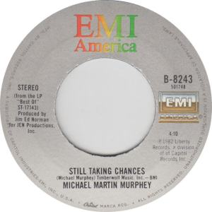 MURPHEY MICHAEL - EMI 8243 - B