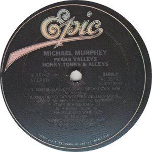 MURPHEY MICHAEL - EPIC 35742 - RA