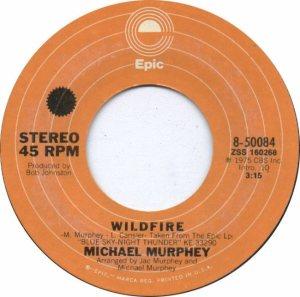 MURPHEY MICHAEL - EPIC 50084 - 3-75 #3