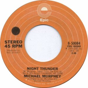 MURPHEY MICHAEL - EPIC 50084 - 3-75 B