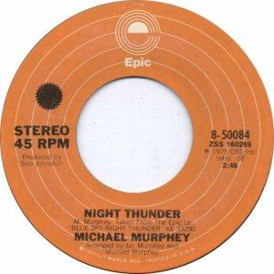 MURPHEY MICHAEL - EPIC 50084 - 3-75 B