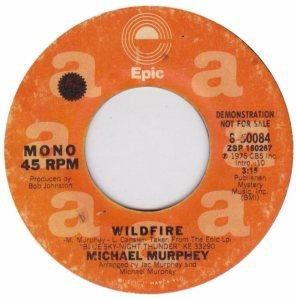 MURPHEY MICHAEL - EPIC 50084 - DJ A