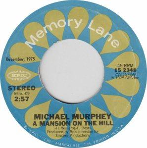 MURPHEY MICHAEL - EPIC MEM LANE 2348 B