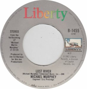 MURPHEY MICHAEL - LIBERTY 1455 - 3-83 B