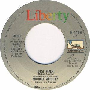 MURPHEY MICHAEL - LIBERTY 1486 - 11-82 B