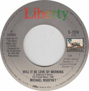 MURPHEY MICHAEL - LIBERTY 1514 NEW - 1-84 #7