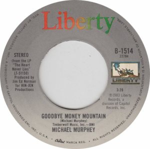 MURPHEY MICHAEL - LIBERTY 1514 NEW - 1-84 B