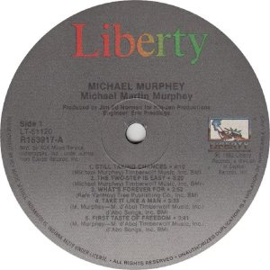 MURPHEY MICHAEL - LIBERTY 53917 - RA