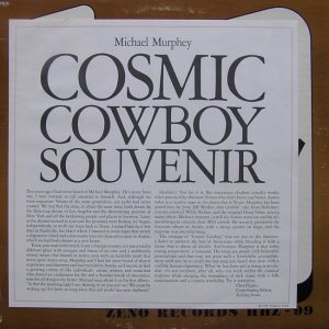 MURPHEY, MICHAEL M - A&M 4388 - RBB (4)BB