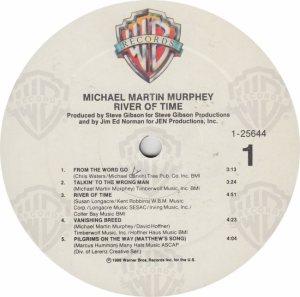 MURPHEY, MICHAEL M - WARNER BROS 25644 - RA
