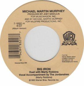 MURPHEY MICHAEL - WB 18321 - W ROBBINS NEW A