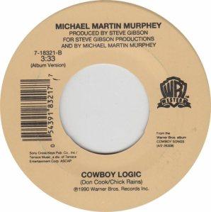 MURPHEY MICHAEL - WB 18321 - W ROBBINS NEW B