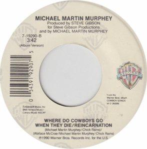 MURPHEY MICHAEL - WB 19290 - NEW DNC B