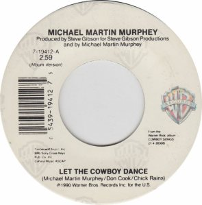 MURPHEY MICHAEL - WB 19412 - NEW 3-91 #74 A