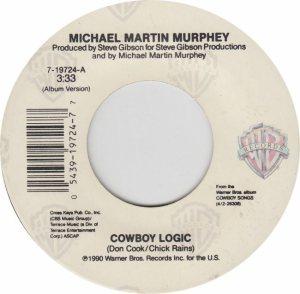 MURPHEY MICHAEL - WB 19724 - 9-90 #52 NEW A