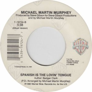 MURPHEY MICHAEL - WB 19724 - 9-90 #52 NEW B