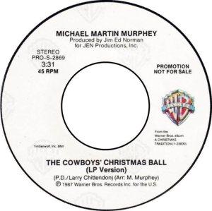 MURPHEY MICHAEL - WB 2869 A