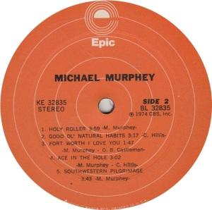 MURPHY MICHAEL - EPIC 32835a (1)