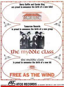 Myddle Class - 12-65 - Free as the Wind