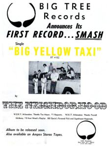 Neighborhood - 1970 BB - Big Yellow Taxi