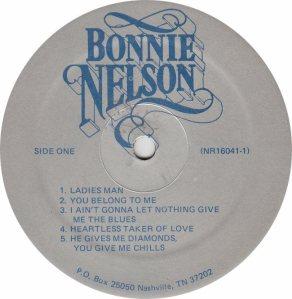 NELSON BONNIE - BN 16041 RA