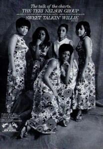 Nelson Group, Teri - 1968 CB - Sweet Talkin Willie
