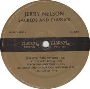 NELSON, JERRY - CLARION 2266 A
