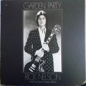 NELSON RICK - DECCA GARDEN PARTY A