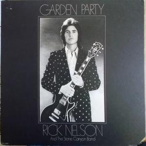 NELSON RICK - DECCA GARDEN PARTY A