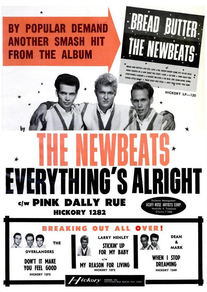 Newbeats - 10-64 - Everything's Alright