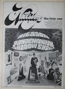 Nilsson - 10-67 - Pandemonium Shadow Show