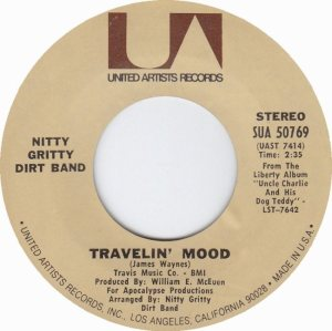 NITTY GRITTY DIRT BAND - UNITE 50789 - 4-71 D