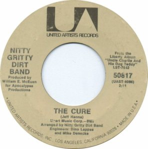 NITTY GRITTY DIRT BAND - UNITED 50812 - 8-71 B