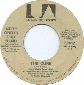 NITTY GRITTY DIRT BAND - UNITED 50812 - 8-71 B