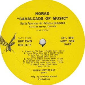 NORAD COMMAND BAND - COL 6512_0001